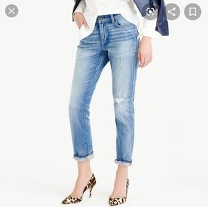 J Crew Slim Broken In Boyfriend Size 24